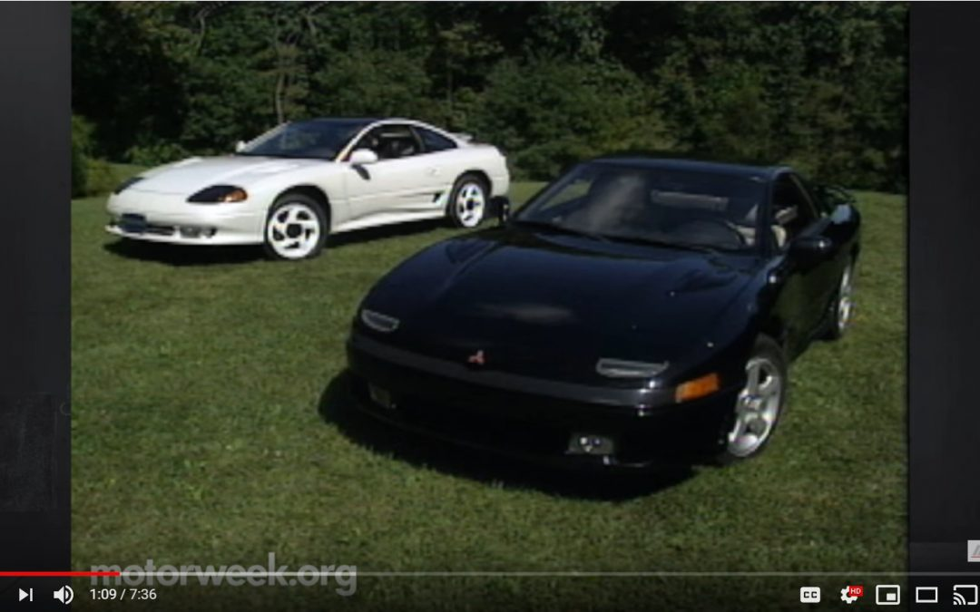 What's the difference between a Dodge Stealth and a 3000GT?